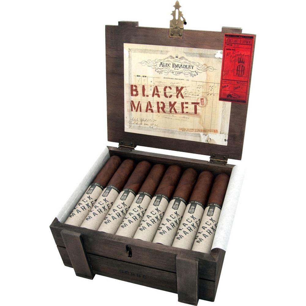 Image of Alec Bradley Black Market Gordo (Verpackungseinheit: 22er)