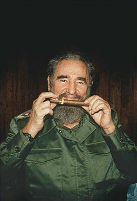 Cohiba – die Lieblingszigarren von Fidel Castro