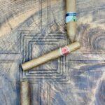 Zigarren, das erste Mal