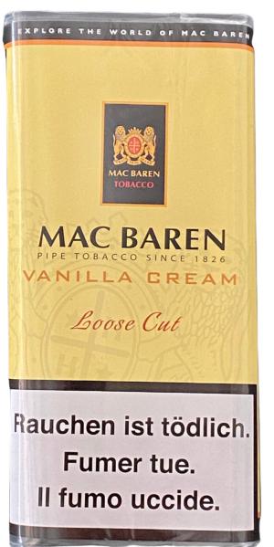 Mac Baren Vanilla Cream
