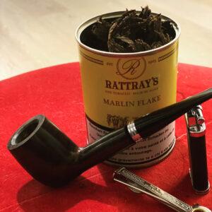 Pfeifen Erlebnis mit Savinelli und Rattray's Flake.