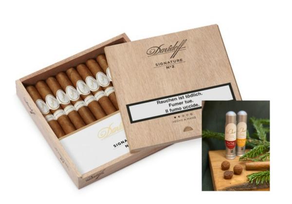 Zigarre des Monats Davidoff nr 2 + Sochoc Angebot