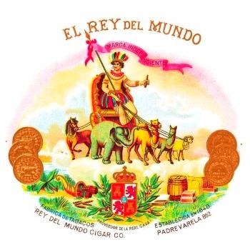 El Rey del Mundo Zigarrenmarke